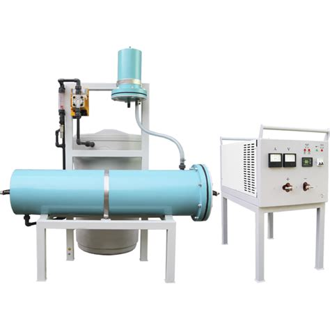 electrolysis system quot quot on 25 kg