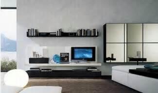 Floating Wall Shelves Ikea Muebles Para Salas De Televisi 243 N