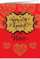 happy valentines day niece images s day cards for niece from greeting card universe