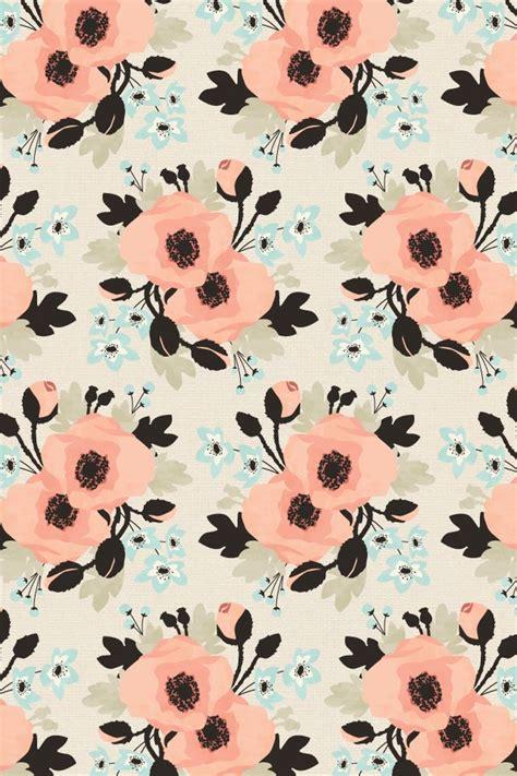 flower pattern wallpaper for iphone free june 2014 desktop ipad iphone wallpaper eine
