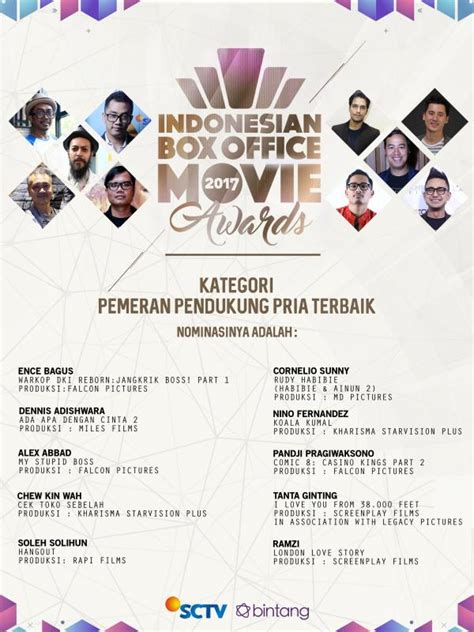 film 2017 box office indonesia daftar nominasi indonesia box office movie 2017 sctv news