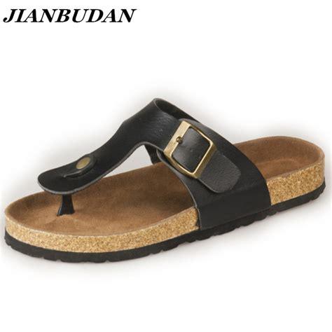 slippers with bottoms jianbudan summer slippers for 2017 new cork bottom
