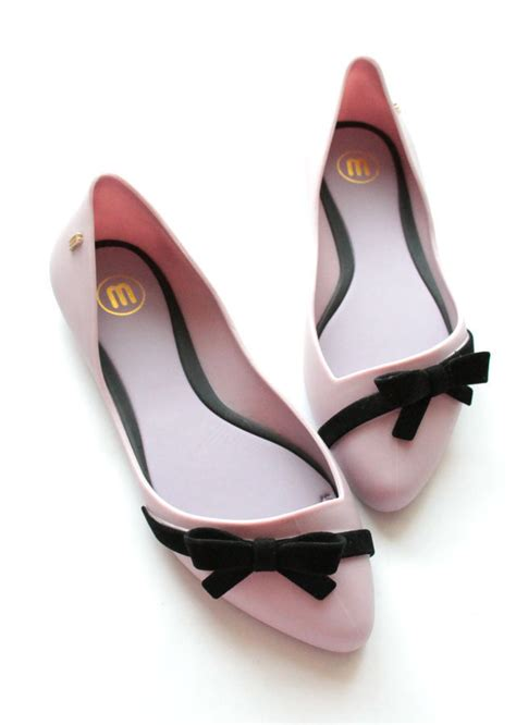 Bara Bara Jelly Shoes Flat Casual 1 channel sandals for pointed bow flat shoes jelly shoes boots casual
