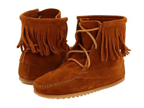 minnetonka boots for minnetonka ankle hi trer boot toddler kid