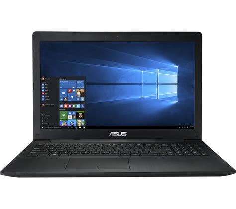 Laptop Asus Black Market buy asus x553ma 15 6 quot laptop black free delivery currys
