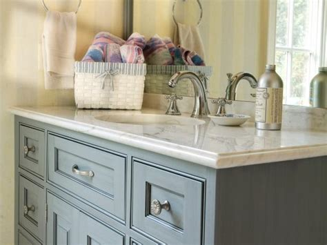Bathroom Countertops Options Marble Bathroom Countertop Options Hgtv