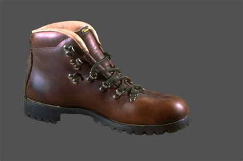 Handmade Leather Hiking Boots - roundy boots hiking shoes