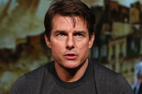 Tom Cruise by Tom Cruise Mission Impossible 6 Production Delayed Due