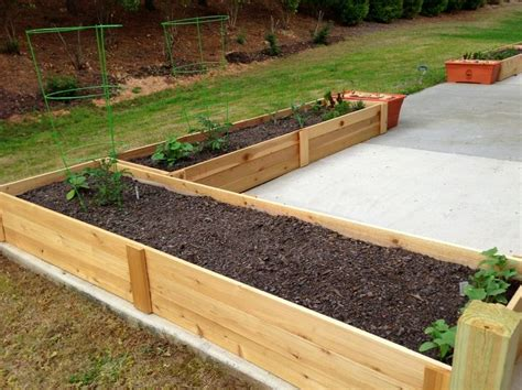 Raised Garden Bed On Concrete Patio by Michael Nolan S Raised Bed Patio Gardens Garden