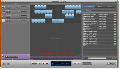 free garage band garageband for pc laptop windows xp 7 8 and mac