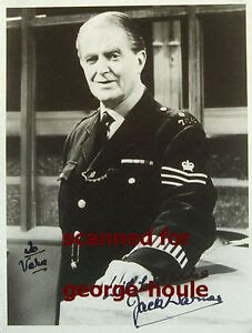 actor pc george jack warner english actor photograph vtg inscribed