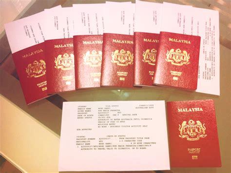 berapa lama untuk membuat visa australia nama saya nadia budget keseluruhan ke sydney australia