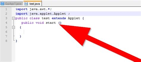 java applet test how to make a java applet 13 steps with pictures wikihow
