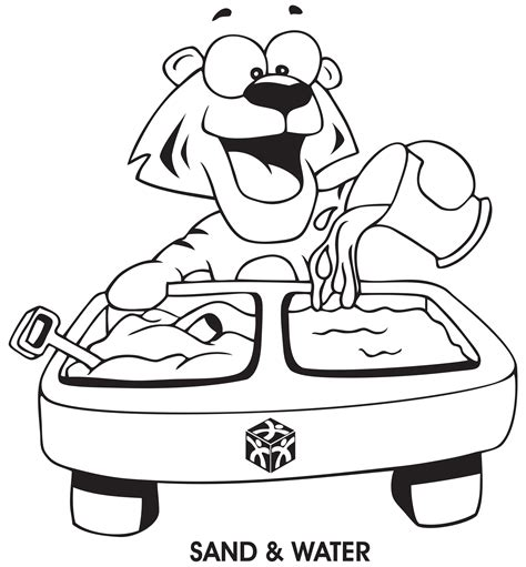 coloring pages exles excel kids
