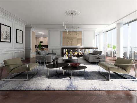 Perry Interiors by Mansouri Living Releases The Estate Collection At The