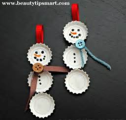 homemade christmas ornaments 2016 ideas unique amp easy 40 easy homemade christmas decoration ideas all about