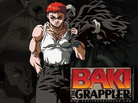 Bilinick Baki The Grappler