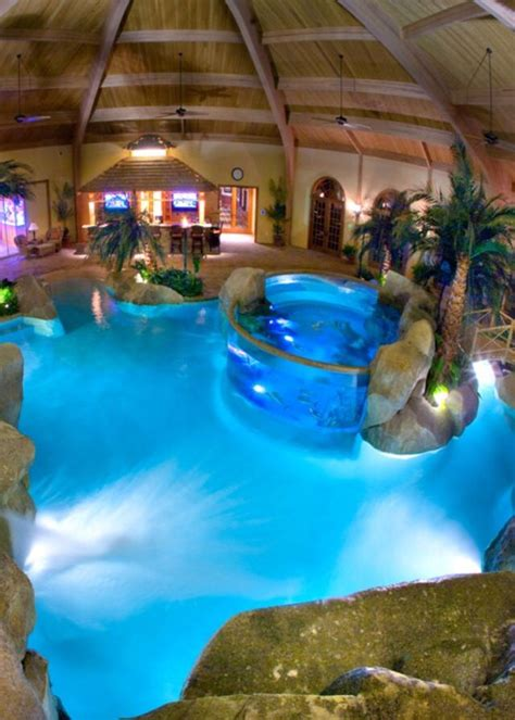luxury indoor pools inspiration
