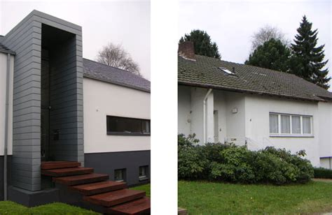 haus 70er renovieren umbau eines 60er jahre wohnhauses in bielefeld