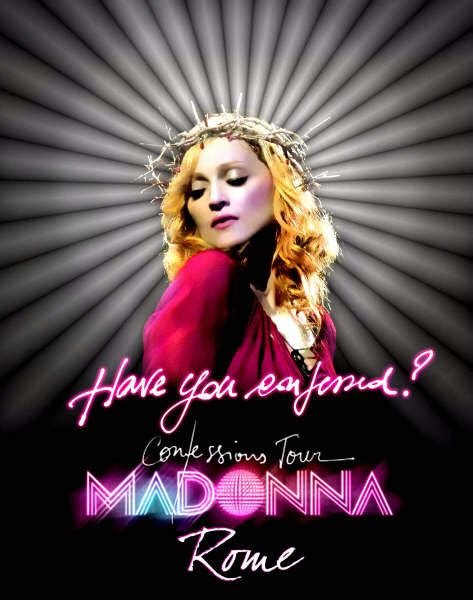 Trouble In Madonna Land by Which Would You Like To Be Locked In An Elevator