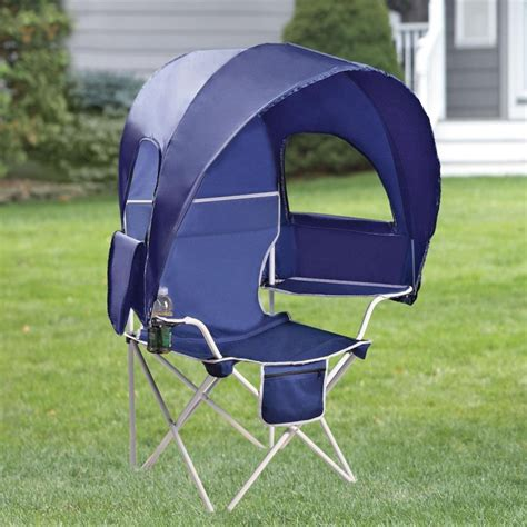 Chair With Awning by C Chair With Canopy Gadgets C Chairs