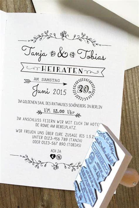 hochzeitseinladung lettering hochzeitseinladungen hochzeitseinladungen selbst