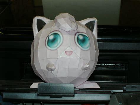 Jigglypuff Papercraft - papercraft jigglypuff by esteban1988 on deviantart