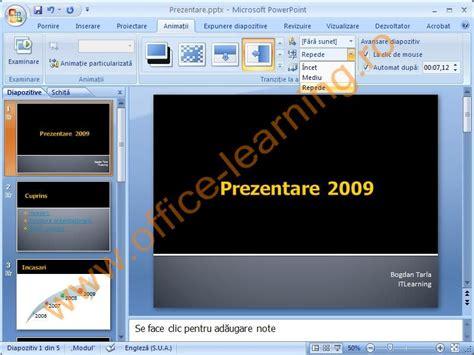 tutorial autocad 2007 in romana lectii gratuite curs powerpoint 2007 online versiunea