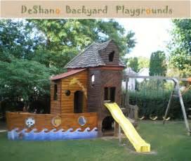 backyard playgrounds deshano backyard playgrounds