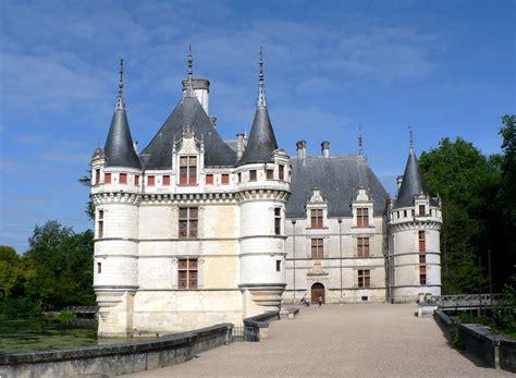 Azay Le Rideaux by Azay Le Rideau Ch 226 Teaux De La Loire