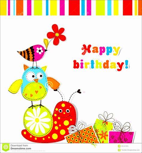easy birthday card template 5 birthday card templates sletemplatess