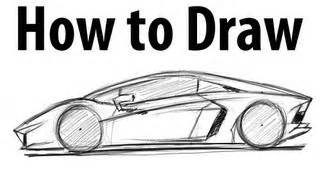 How Do You Draw A Lamborghini All Comments On How To Draw A Lamborghini Aventador