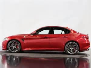 Alfa Romeo De Alfa Romeo Giulia Genfer Autosalon 2016 Bild 8