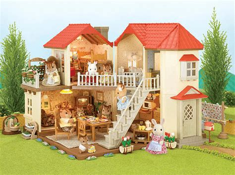 calico critters doll house the best dollhouses