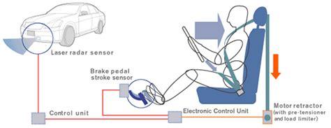 car seat laws ma brake operated pre crash seat belt system nissan