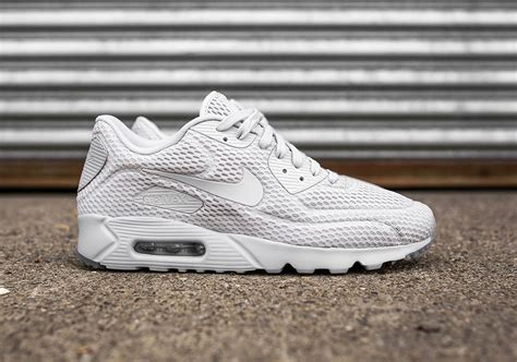 Nike Air Max Ultra 90 Br the platinum nike air max 90 ultra br whatarethose
