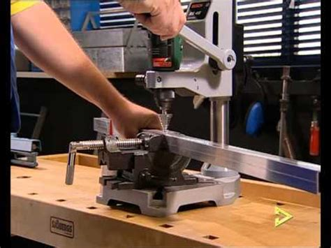altae banco drilling with drill stands youtube