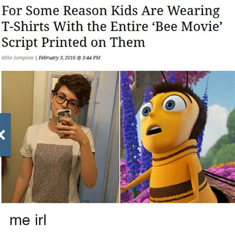 bee script meme search the bee script memes on me me