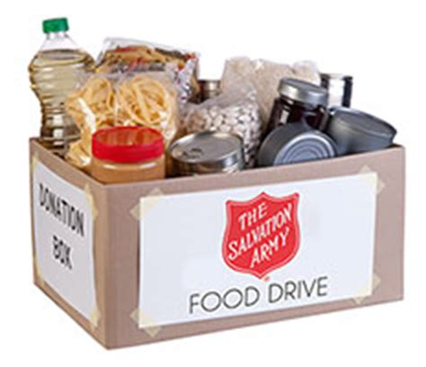 Food Pantry Salvation Army by Puyallup Valley Corps Food Bank