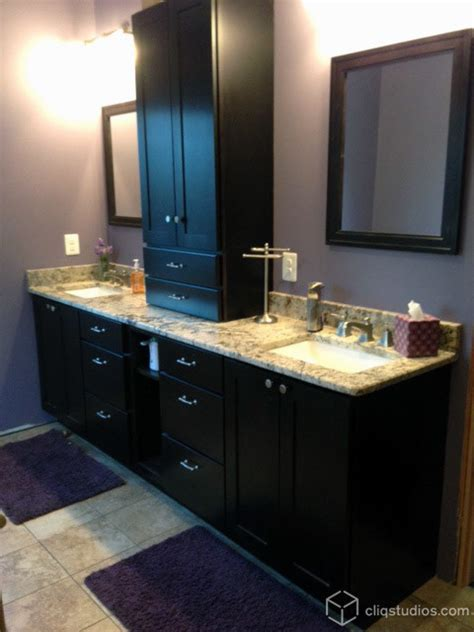 Bathroom Vanities Richmond Va Bath Cabinetry Modern Bathroom Richmond By Cliqstudios
