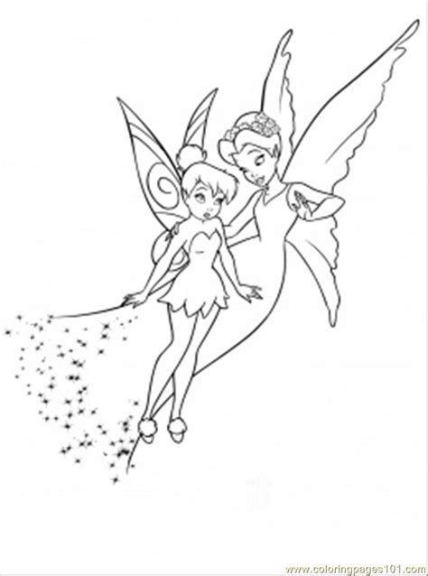 best photos of tinkerbell coloring pages faries