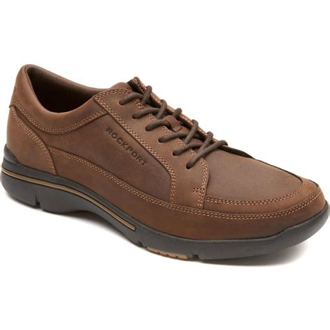 rockport cityplay mudguard mens walking shoes
