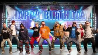 Happy Birthday Wishes For A Dancer Happy Birthday Greeting The Dance Party Youtube