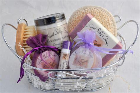 Handmade Soap Gift Baskets - listing for brandon