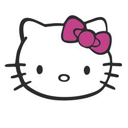 hello kitty wall decal trendy wall designs fathead hello kitty wall decal