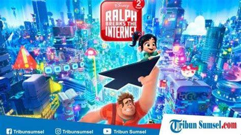 film ralph breaks  internet wreck  ralph