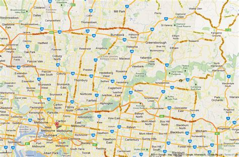 suburbs of map map of melbourne suburbs browse info on map of melbourne