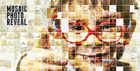 Free Photo Mosaic After Effects Templates Top10 Best Design Mosaic Photos After Effect Templates Gfxturk After Effects Templates