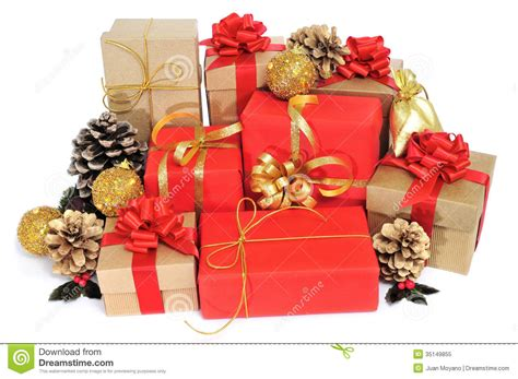 christmas gifts royalty free stock photo image 35149855