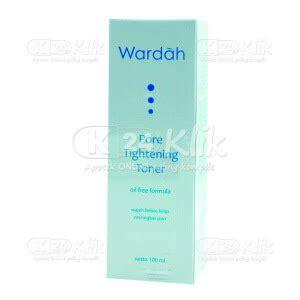Harga Wardah Pore Tightening Toner jual beli wardah pore tightening toner 100ml k24klik